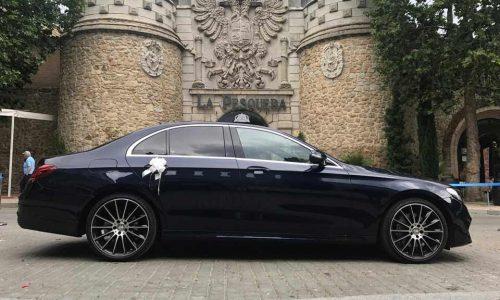 Alquilar coches para boda en Madrid | ChoferMadrid