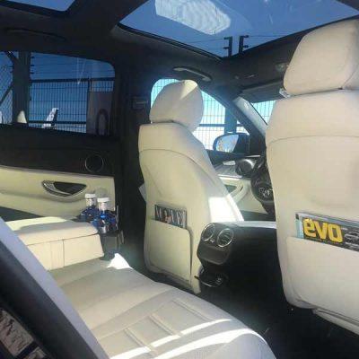 Alquiler de coche de lujo con conductor | ChoferMadrid
