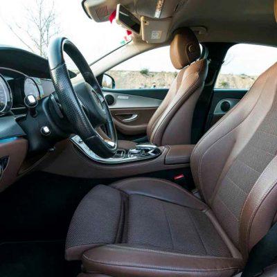 Alquiler de coche de lujo con conductor privado | ChoferMadrid