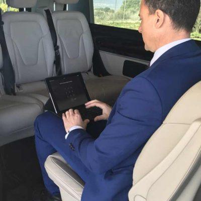 Alquiler de vehículo con conductor privado | ChoferMadrid