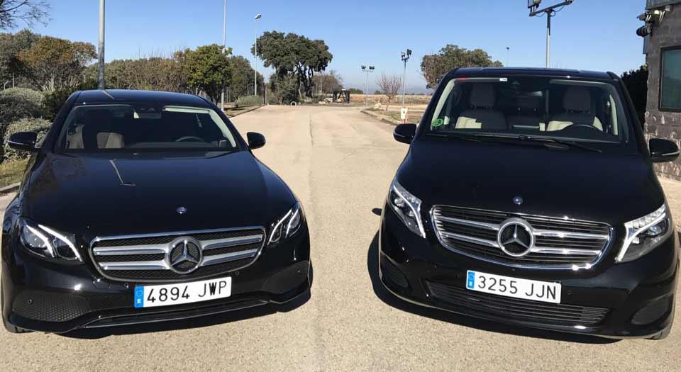 Alquiler vehículos chofer privado | ChoferMadrid