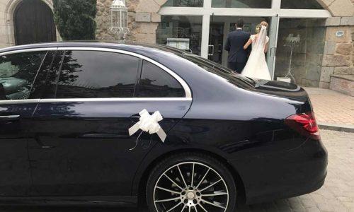 Chofer privado para boda en Madrid | ChoferMadrid