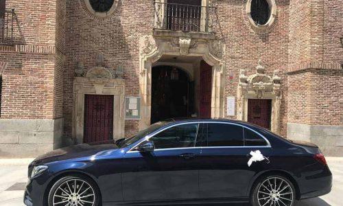 Chofer privado para bodas en Madrid | ChoferMadrid