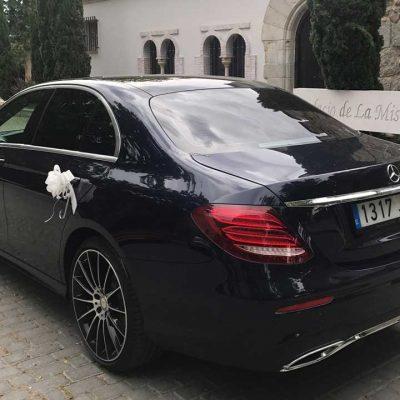 Conductor de coches de lujo para bodas | ChoferMadrid