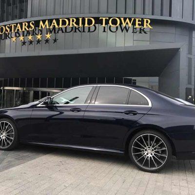 Traslados con chofer privado en Madrid | ChoferMadrid