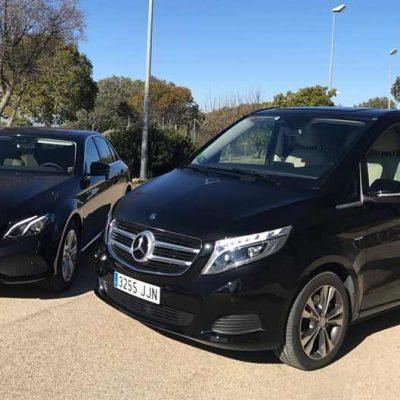 Vehículos de lujo para alquilar en Madrid | ChoferMadrid