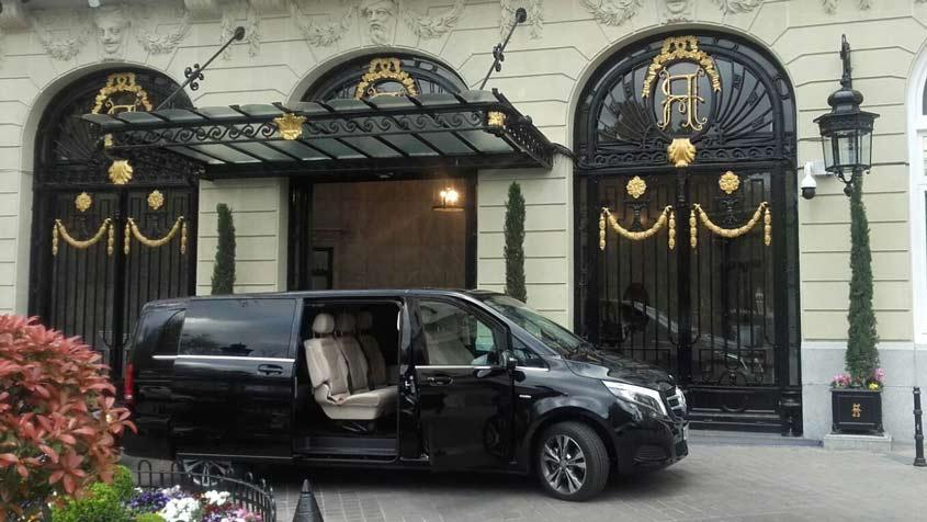 Alquiler de coches de lujo con conductor | ChoferMadrid