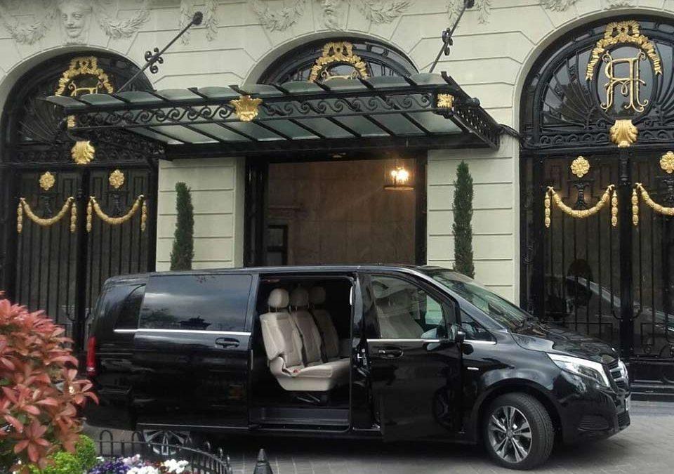 Alquiler de furgonetas con conductor en Madrid | ChoferMadrid