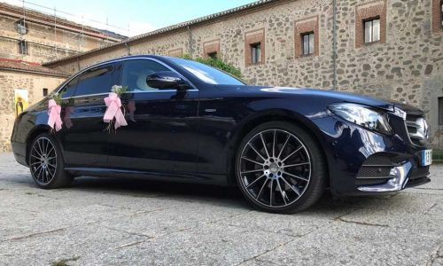 Alquilar coche para boda | ChoferMadrid