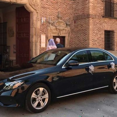 Alquiler de coches de lujo para bodas en Madrid | ChoferMadrid