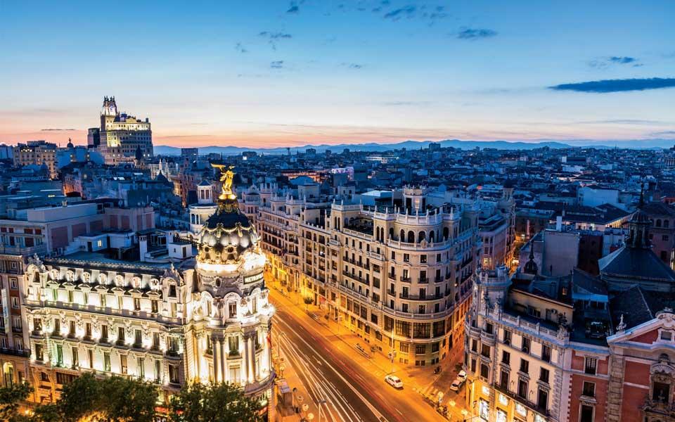 Madrid alquiler de coches con chofer | ChoferMadrid