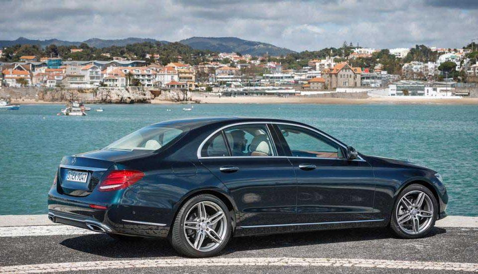 Alquiler de coche de lujo en Madrid | ChoferMadrid