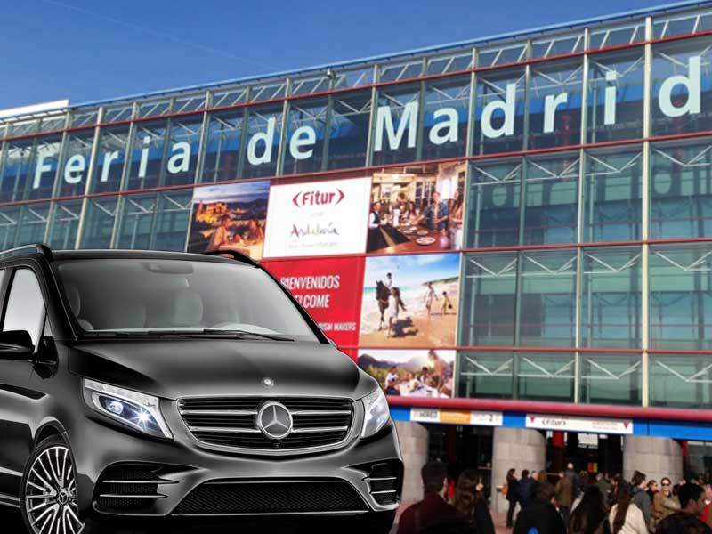 Alquiler de coches de negocios en Madrid | ChoferMadrid