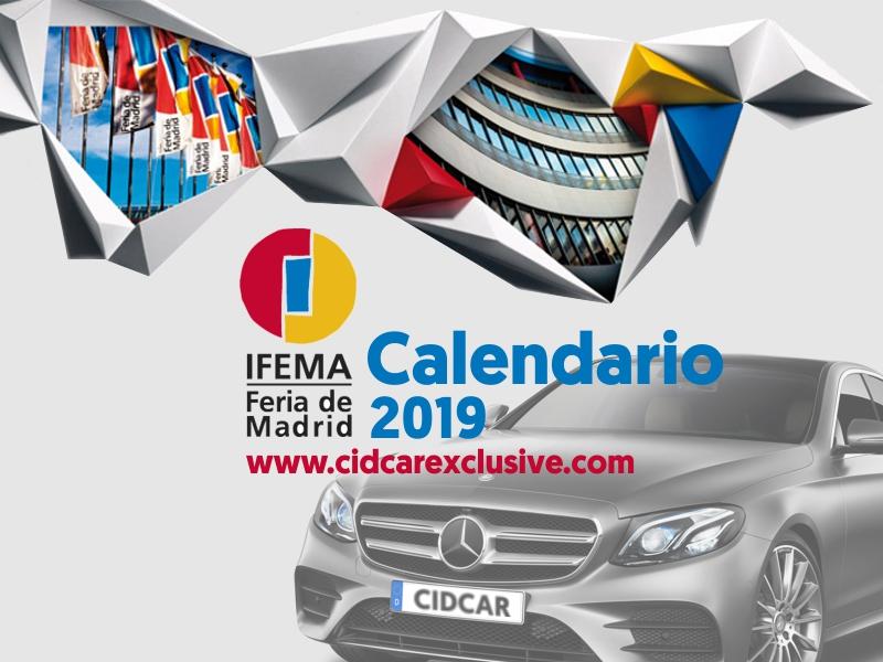 Ferias Madrid 2019