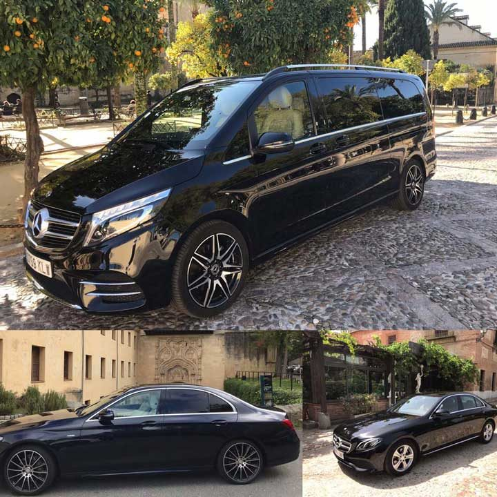 Alquiler de coches y furgonetas de lujo en Madrid | ChoferMadrid