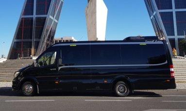 microbus de lujo