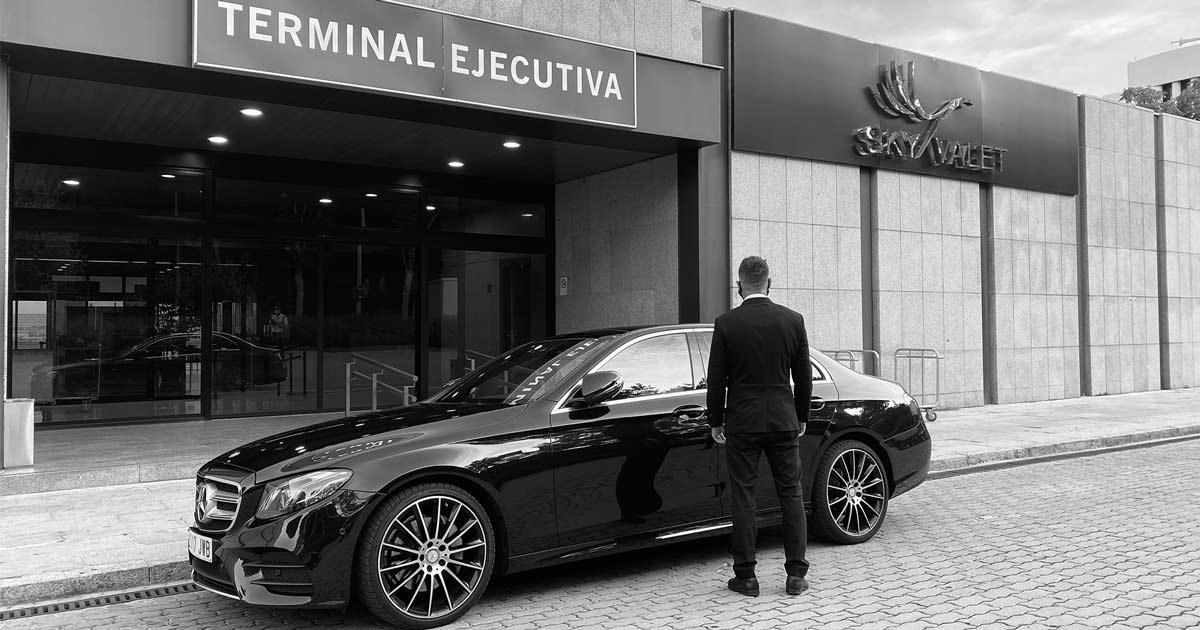 Alquiler coche con conductor Madrid   ChoferMadrid