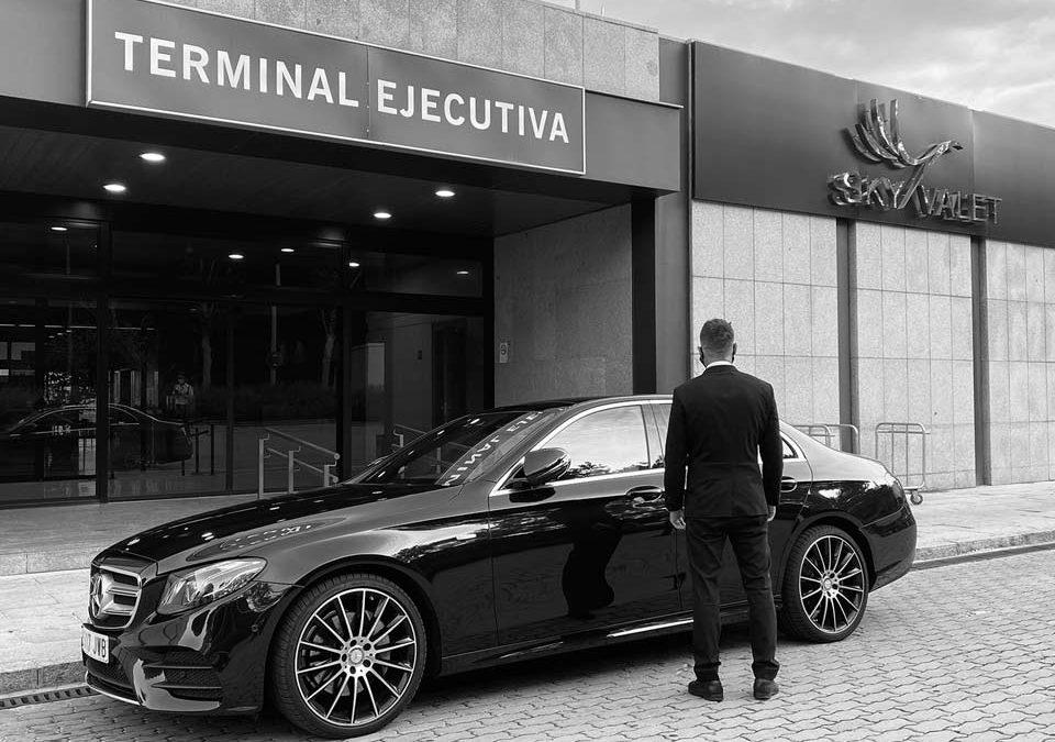 Alquiler de vehículos con conductor | ChoferMadrid