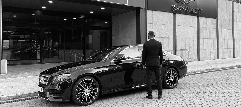 Alquiler de coches con conductor | ChoferMadrid