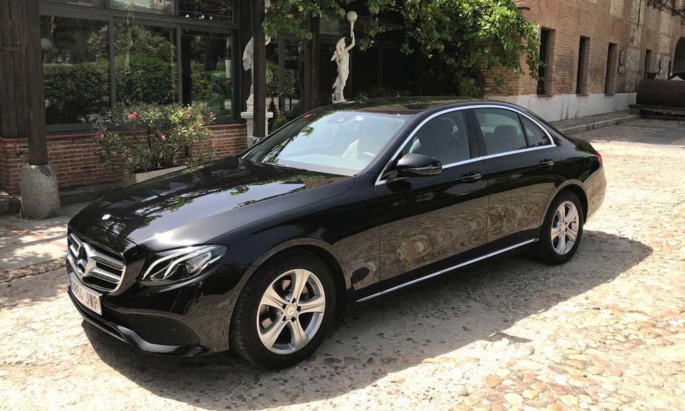 Alquiler de vehículos de negocios en Madrid | ChoferMadrid