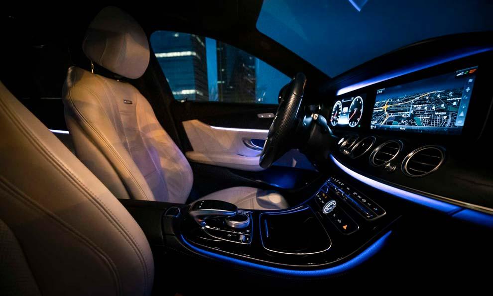 Alquiler de vehículos de lujo | ChoferMadrid