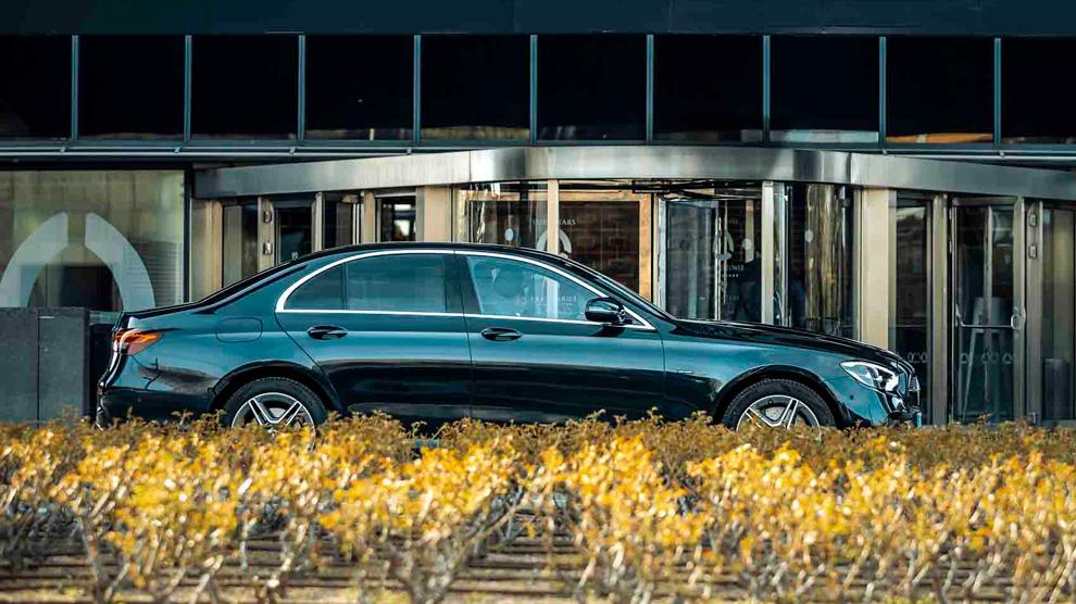 Alquiler coche con conductor Madrid | ChoferMadrid
